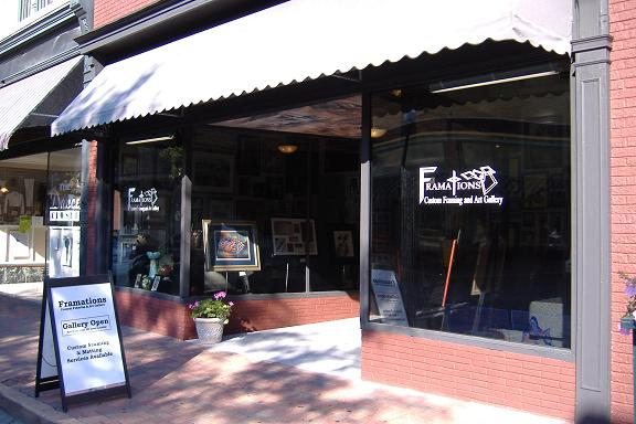 Framations Custom Framing & Art Gallery in St Charles, MO