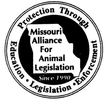 Missouri Alliance for Animal Legislation Logo