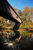 """Covered Bridge"" Photography by Ron Edwards"