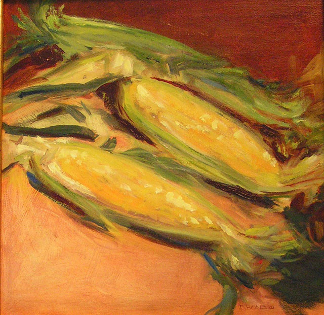 """Corn-U-Copia"" by Artist Diana Saffo Bono"