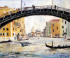 """Impressions of Venice"" by artist Ken Farris."